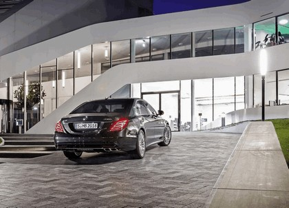 2013 Mercedes-Benz S65 ( W222 ) AMG 3