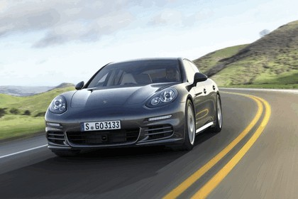 2014 Porsche Panamera 1