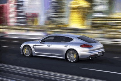 2014 Porsche Panamera 8