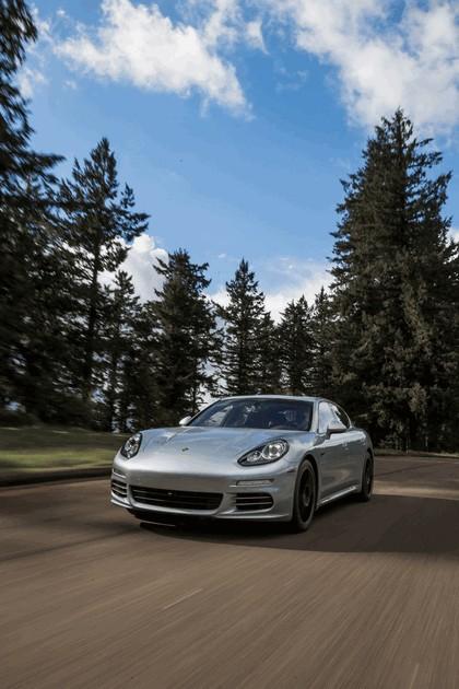 2014 Porsche Panamera 4S 4