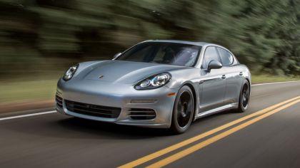 2014 Porsche Panamera 4S 5