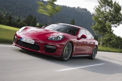 2014 Porsche Panamera GTS 4