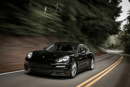 2014 Porsche Panamera S E-Hybrid 1