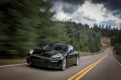 2014 Porsche Panamera S E-Hybrid 2