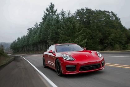 2014 Porsche Panamera Turbo 2