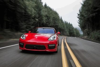 2014 Porsche Panamera Turbo 4