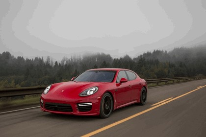 2014 Porsche Panamera Turbo 5