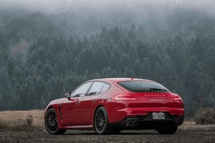 2014 Porsche Panamera Turbo 6