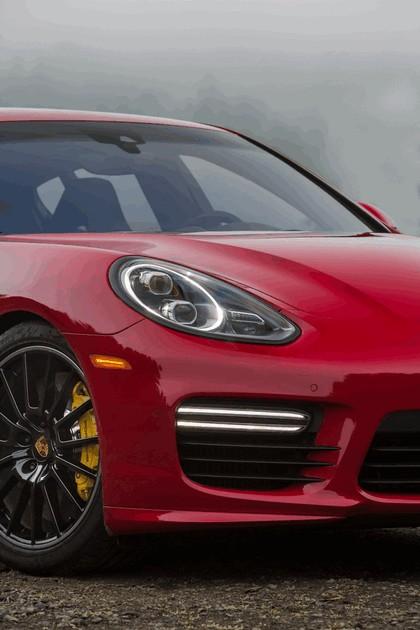 2014 Porsche Panamera Turbo 7