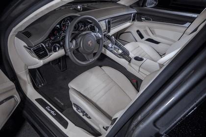 2014 Porsche Panamera Turbo 12