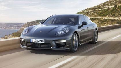 2014 Porsche Panamera Turbo S 1