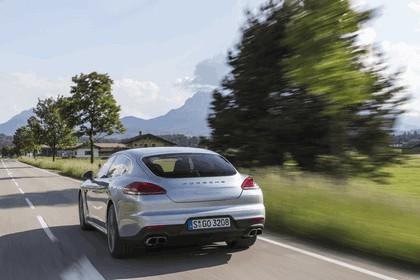 2014 Porsche Panamera Turbo Executive 2