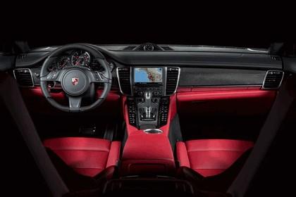 2014 Porsche Panamera Turbo Executive 7