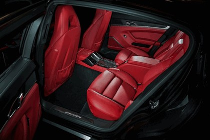 2014 Porsche Panamera Turbo Executive 8
