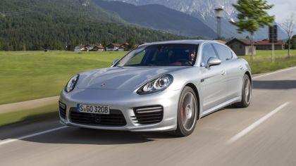 2014 Porsche Panamera Turbo Executive 6
