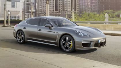 2014 Porsche Panamera Turbo S Executive 9