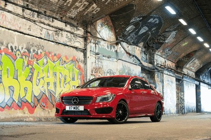 2013 Mercedes-Benz CLA220 ( C117 ) CDI - UK version 1
