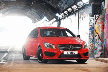 2013 Mercedes-Benz CLA220 ( C117 ) CDI - UK version 10