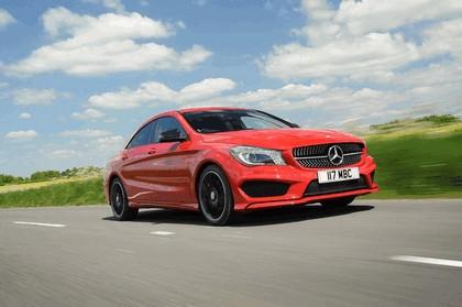 2013 Mercedes-Benz CLA220 ( C117 ) CDI - UK version 15