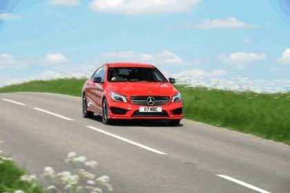 2013 Mercedes-Benz CLA220 ( C117 ) CDI - UK version 16