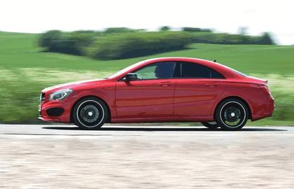 2013 Mercedes-Benz CLA220 ( C117 ) CDI - UK version 22