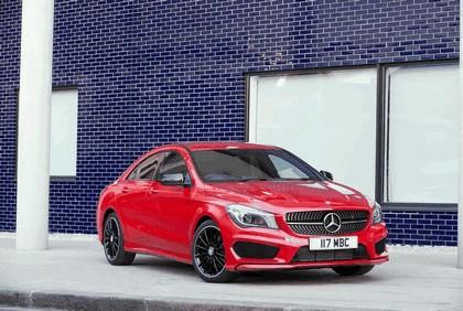 2013 Mercedes-Benz CLA220 ( C117 ) CDI - UK version 30