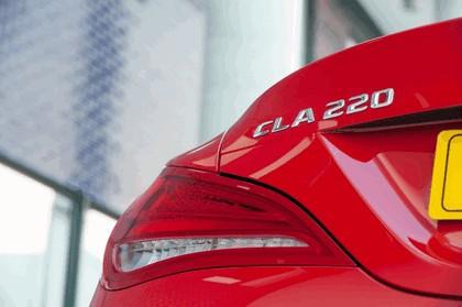 2013 Mercedes-Benz CLA220 ( C117 ) CDI - UK version 42