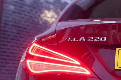 2013 Mercedes-Benz CLA220 ( C117 ) CDI - UK version 43
