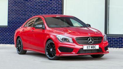 2013 Mercedes-Benz CLA220 ( C117 ) CDI - UK version 4
