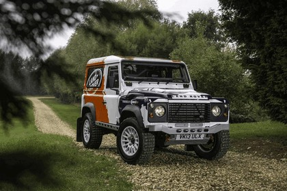 2013 Land Rover Defender Challenge by Bowler 1