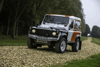 2013 Land Rover Defender Challenge by Bowler 2