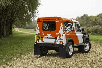 2013 Land Rover Defender Challenge by Bowler 3