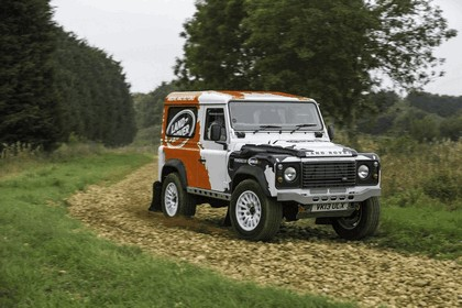 2013 Land Rover Defender Challenge by Bowler 4