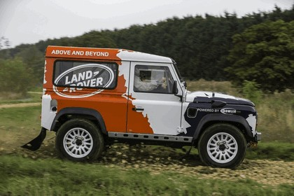 2013 Land Rover Defender Challenge by Bowler 5