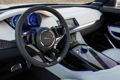 2013 Jaguar C-X17 - Dubai unveiling 43