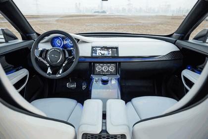 2013 Jaguar C-X17 - Dubai unveiling 44