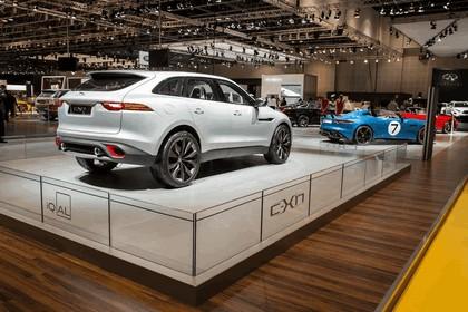 2013 Jaguar C-X17 - Dubai unveiling 56