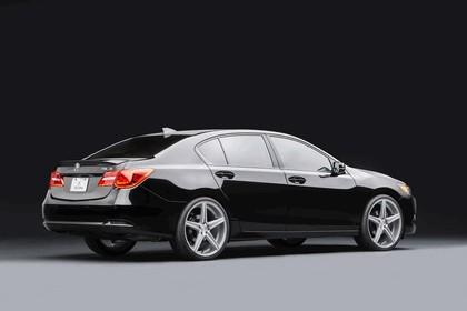 2013 Acura RLX Urban Luxury Sedan 3