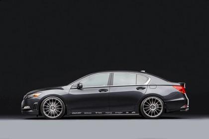 2013 Acura RLX Urban Luxury Sedan 4
