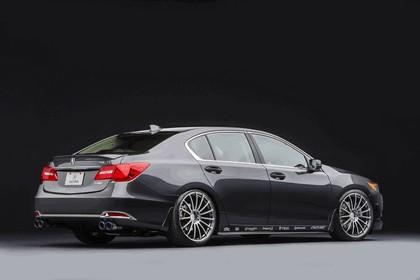 2013 Acura RLX Urban Luxury Sedan 5