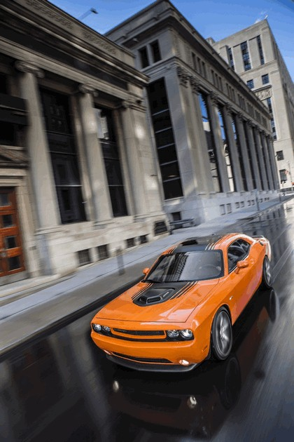 2013 Dodge Challenger HEMI Shaker 5