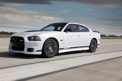 2013 Dodge Charger SRT8 with 392 appearance package 1
