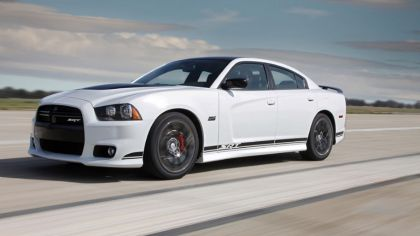 2013 Dodge Charger SRT8 with 392 appearance package 3