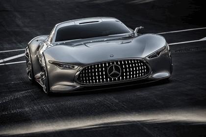 2013 Mercedes-Benz Vision Gran Turismo concept 1