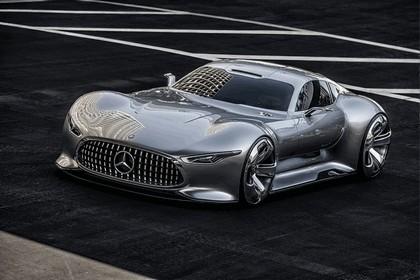2013 Mercedes-Benz Vision Gran Turismo concept 2
