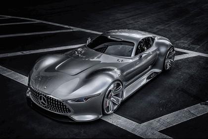 2013 Mercedes-Benz Vision Gran Turismo concept 3