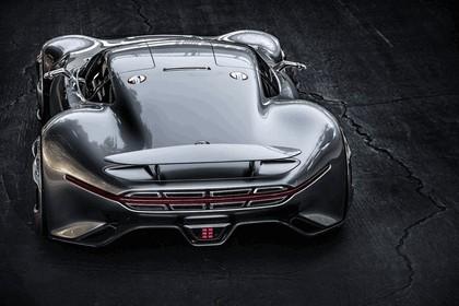 2013 Mercedes-Benz Vision Gran Turismo concept 5