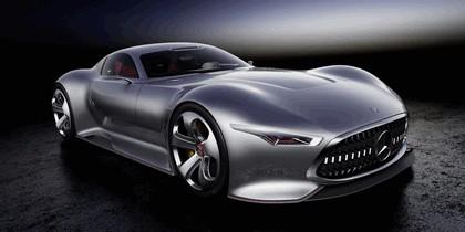 2013 Mercedes-Benz Vision Gran Turismo concept 10