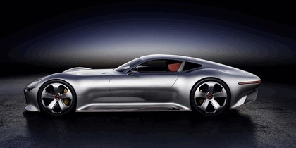 2013 Mercedes-Benz Vision Gran Turismo concept 11