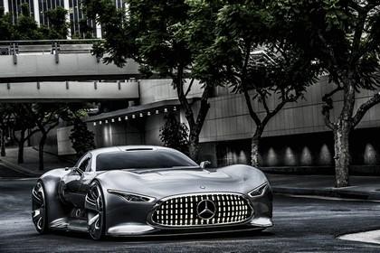2013 Mercedes-Benz Vision Gran Turismo concept 15